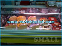 Холодильное оборудование: витрины, шкафы, лари, регалы - новые и б/у.