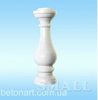 Изделия из декоративного белого бетона