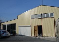 Продаем металлоконструкции ангары склады навесы и многое другое