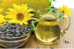Подсолнечное, растительное масло