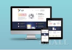 Создам сайт под ключ! Лендинг, корпоративный сайт, интернет магазин
