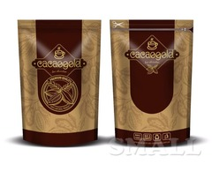 Какао порошок темный премиум DeZaan Голландия 20-22% какао масла