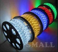 Светодиодный LED дюралайт круглый и квадратный, наборы Led