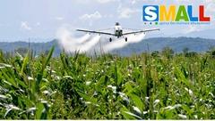 Авиахимобработка рапса кукурузы подсолнечника вертолет дельтаплан самолет
